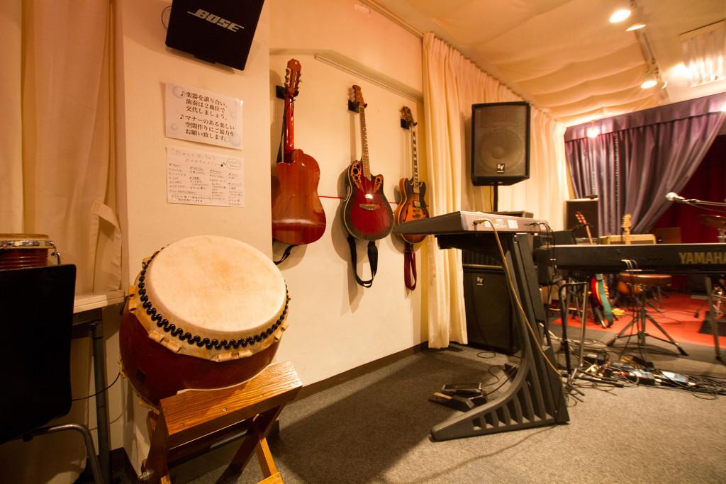 stagepf和太鼓